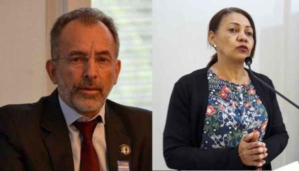 Vereadora e ex-prefeito presos no dia das eleições pagam fiança e são soltos