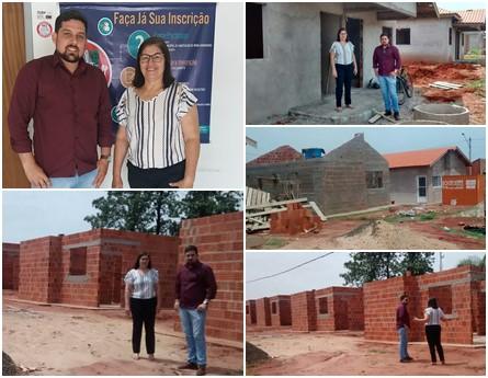 Deodápolis busca novas ideias para projetos de habitação para diminuir déficit habitacional