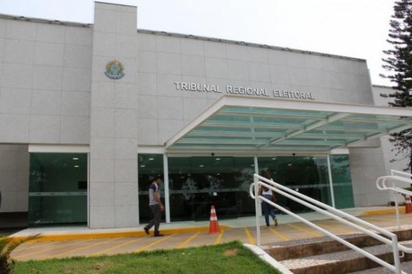 Sede do TRE-MS, órgão responsável por julgar as contas dos candidatos e partidos políticos (Foto: Arquivo)