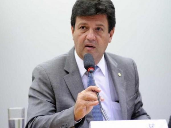 """Cotado para ministério, Mandetta discutiu """"caso Gisa"""" com Bolsonaro"""