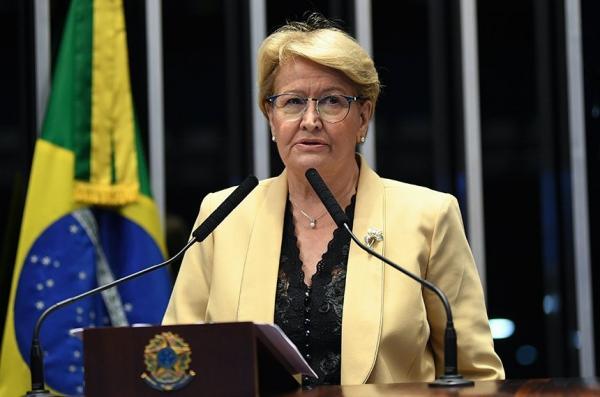 Indulto a condenados pelo crime de corrupção vai contra o desejo da população, diz Ana Amélia