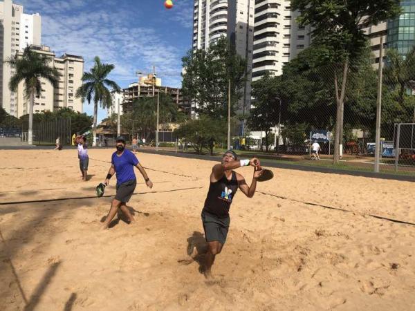 Estadual de Beach Tennis define campeões