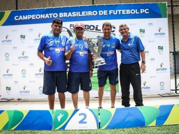 Time de MS volta da capital paulista com 2º lugar do Brasileiro de futebol de 7