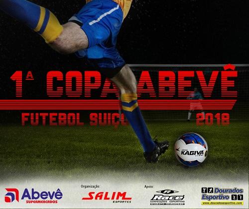 Tem início a final da 1ª Copa ABV de Futebol Suíço