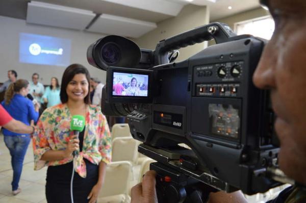 O lançamento da programação especial aconteceu no auditório da Aced. - Crédito: Vinicios Araújo