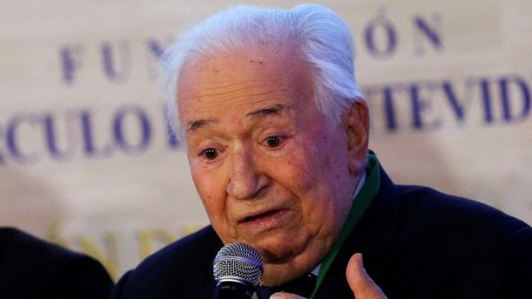 Morre ex-presidente da Colômbia Belisario Betancur