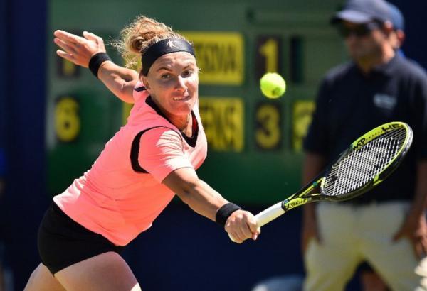 Russa já havia perdido o torneio na temporada passada (Foto: Glyn Kirk/AFP)