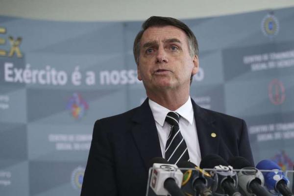 Presidente eleito Jair Bolsonaro será diplomado hoje pelo TSE