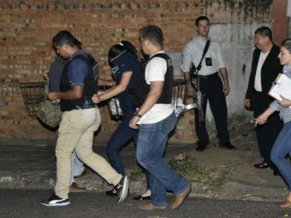 Estudante paraguaia é presa acusada de ajudar na fuga de membros do PCC