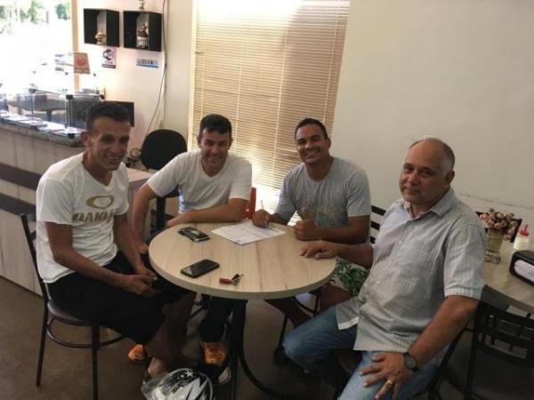 Ex-atacante do Corinthians reforça Águia Negra no Estadual 2019