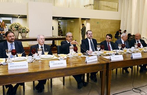 Presidente da Fiems reforça proposta do ministro Dias Toffoli de construção de um pacto para o novo Brasil