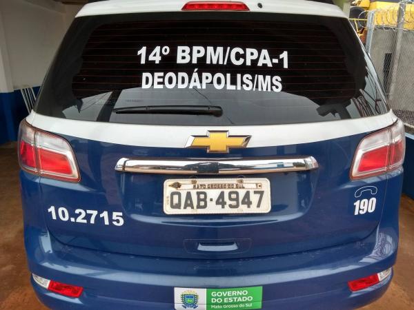 Motociclistas foram autuados em Deodápolis por infrações e perturbação do sossego