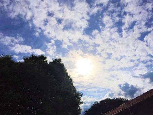 1° dia do ano começa com sensação de quase 30°C e deve registrar chuva à tarde