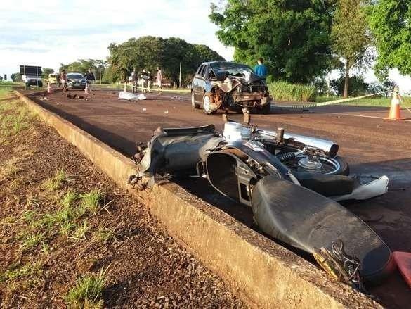 Embriagado, motorista envolvido em acidente com morte não tinha CNH