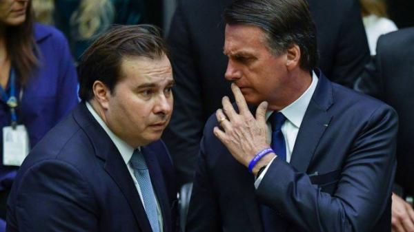 PSL decide apoiar Rodrigo Maia para a presidência da Câmara