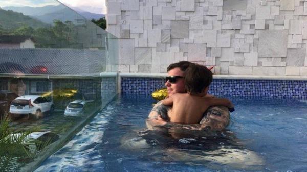 Viúva de PM morto no Rio posta recado de agente para o filho; ouça