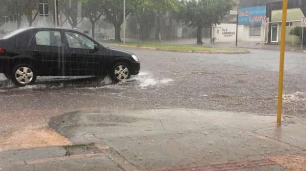 Em seis dias, mais da metade da chuva esperada para janeiro é registrada em Dourados