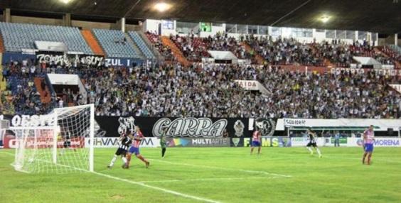 Morenão será o palco do jogo entre Operário e Botafogo da Paraíba - Crédito: Divulgação