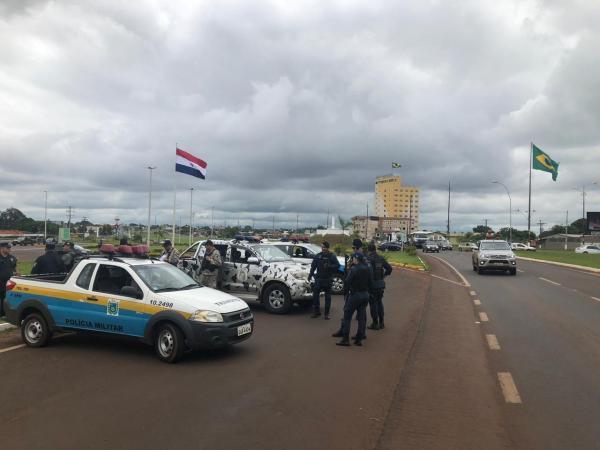 Brasil e Paraguai deflagram operação contra crime organizado