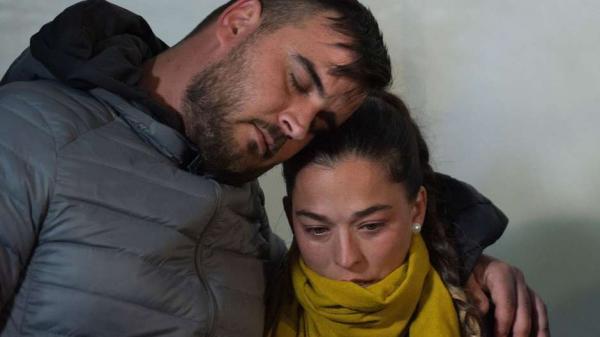 Esta não é a primeira tragédia na vida dos pais do menino Foto: AFP / BBC News Brasil
