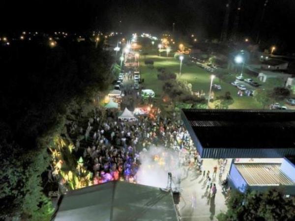 Em 2018, foram dois dias de DIB Folia, para buritienses pularem e brincarem o Carnaval 2018. (Foto: Entrevista News)