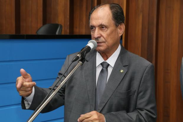 Zé Teixeira apresentou na ALMS indicação pedindo obras para E.E. 13 de Maio