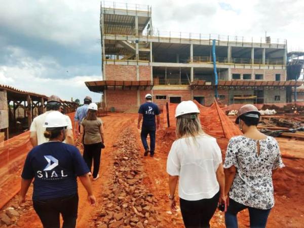 O Hospital Regional de Três Lagoas contará com 202 novos leitos. Foto: Secretaria Municipal de Saúde