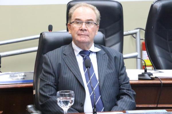 Justiça mantém prisão de Idenor Machado - Crédito: Divulgação/CMD