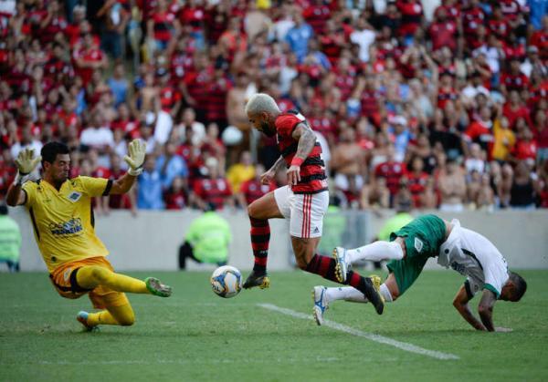 Fla-Flu duelam por vaga na final da Taça Guanabara