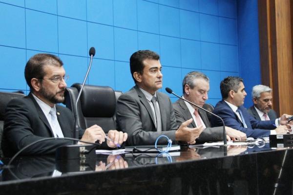 Deputado Estadual Marçal Filho busca alternativa de reduzir impostos na energia no MS