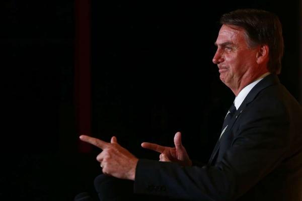 Bolsonaro não garante permanência de Bebianno no ministério