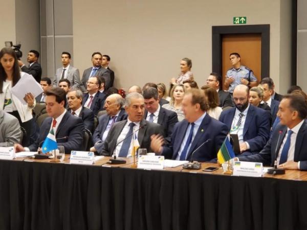 """Reforma da Previdência tem de ser discutida """"amplamente"""", diz Reinaldo"""