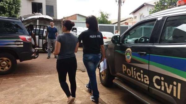 Mulher que encomendou morte de marido é transferida para presídio