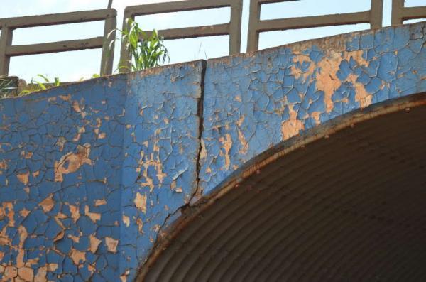 CCR nega falha na estrutura e fará apenas pintura em túnel no Parque das Nações