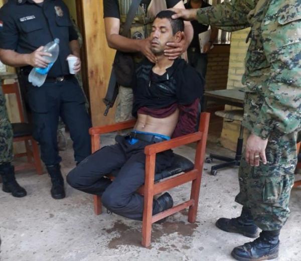 Líder do PCC é preso pela polícia paraguaia e pode ser expulso do país