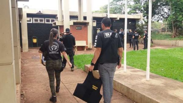 Polícia realiza nova operação em Dourados