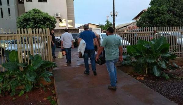 Operação Pregão cumpre cinco mandados de prisão e oito de busca na Capital e em Dourados