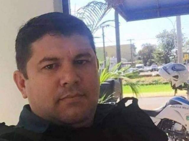 Policial militar Estefano José Cervelati morreu hoje em Ponta Porã - Crédito: (Divulgação)