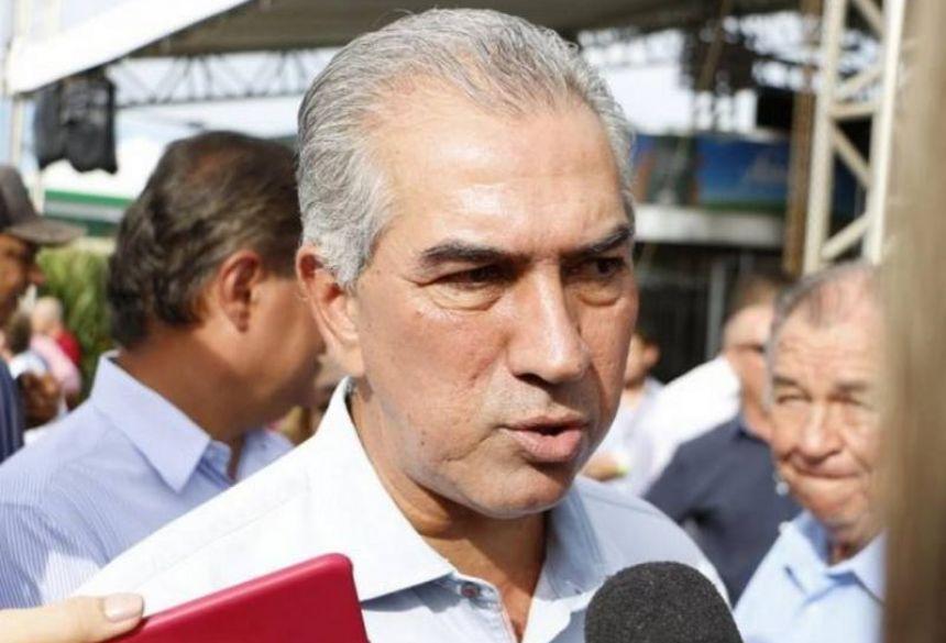 Governador entrega obras em Nioaque e reforma de escola na Capital