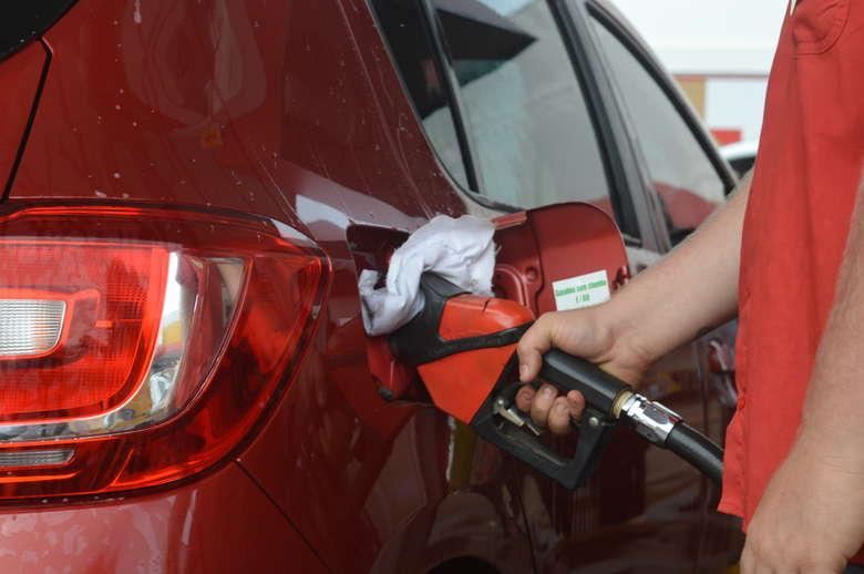 Valor da gasolina chega até a R$ 4,39 - Foto: Arquivo/Dourados News