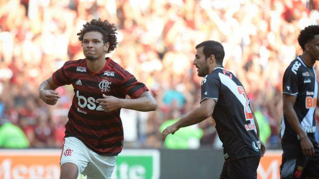 Crédito da imagem: Alexandre Vidal/Flamengo