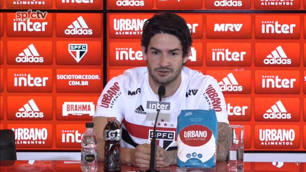 Reprodução / Twitter / São Paulo FC