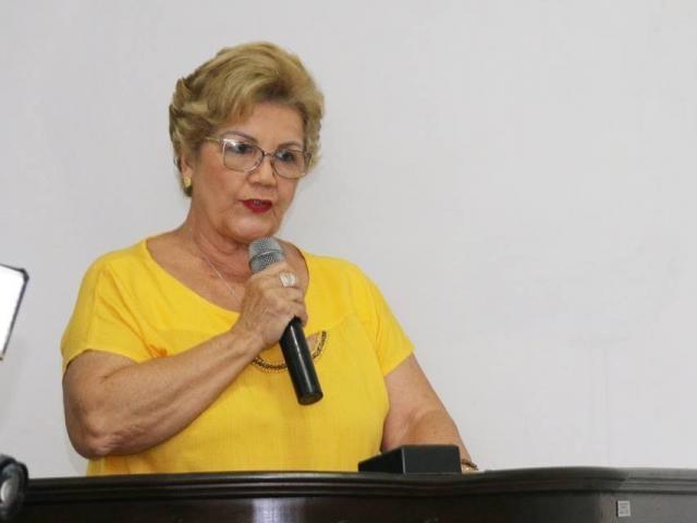 Prefeita cassada de Miranda, Marlene Bossay. (Foto: Reprodução/Facebook)