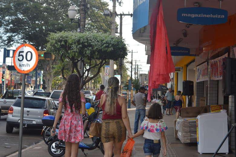 Comércio está otimista para o dia das mães, diz Sindicom - Crédito: Gizele Almeida/Dourados News