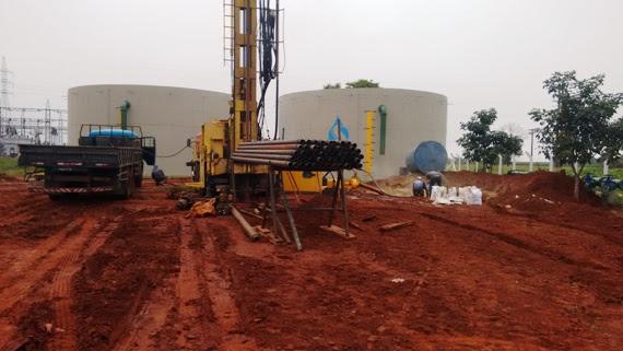 Sanesul investe e amplia fornecimento de água tratada em Caarapó