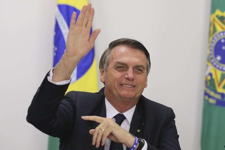 Jair Bolsonaro - Crédito: Valter Campanato/Agência Brasil