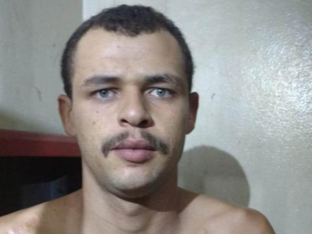 João Paulo foi preso em flagrante por violência doméstica e tráfico (Direto das Ruas)