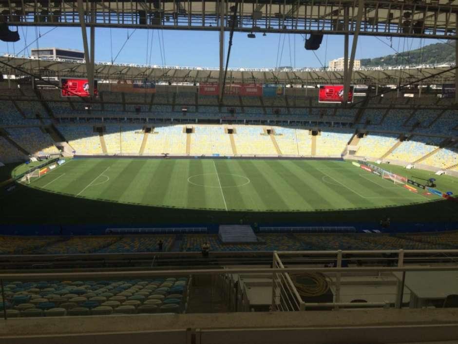 Maracanã terá seis jogos antes do fechamento para Copa América (Foto: Sergio Santana) Foto: Lance!