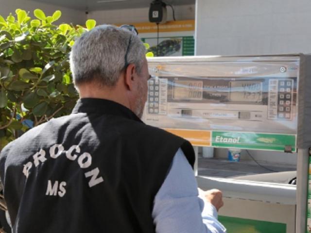 Procon notificou postos do interior do Estado (Foto: Divulgação)