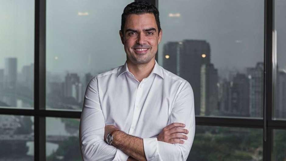 Bruno Rocha é o vice-presidente do DAZN no Brasil Foto: Guilherme Lemos/Divulgação / Estadão